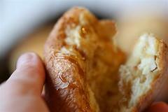 Popover with Cinnamon-Orange honey