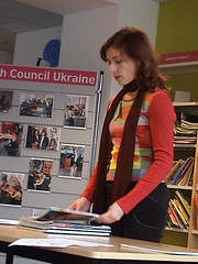 10 March_Anna with the speech