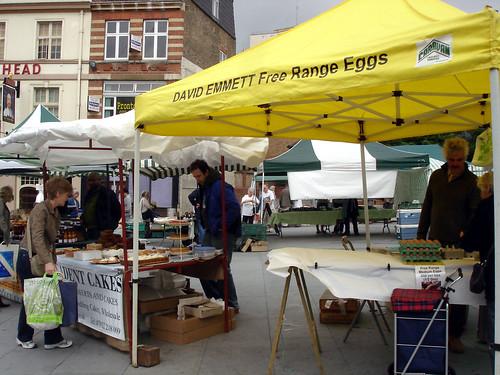 David Emmett - Free Range Eggs