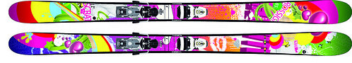 Rossignol, Scratch, Steeze, 2008, Big Mountain, Freeride, Backcountry, Expert, Pro, Skis