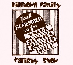 HILLTOWN FAMILY VARIETY SHOW