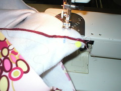 Sewing gussets