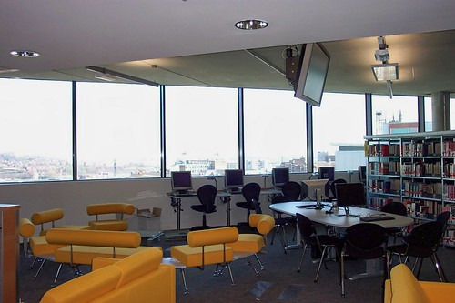 Inside the Information Commons