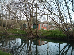 Allotment Sheds, Hanwell