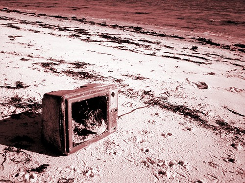 Throw Away Your Television