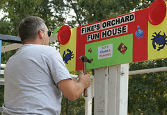 "IMG_6740: Constructing the Fike's Orchard Booth • <a style=""font-size:0.8em;"" href=""http://www.flickr.com/photos/54494252@N00/47690513/"" target=""_blank"">View on Flickr</a>"
