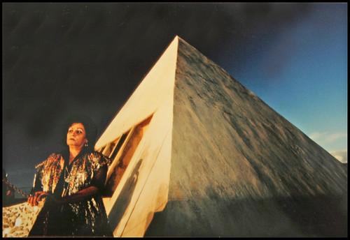 Neiva Chaves Zelaya (Tia Neiva): Criadoro do Vale do Amanhecer