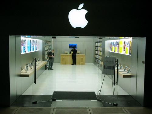 Apple Mini Retail Store - Stanford Shopping Center
