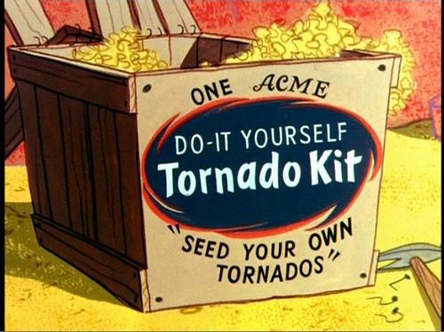 Acme tornado kit by Dystopos.