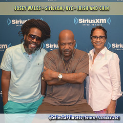"""Josey Wales at SiriusXM • <a style=""""font-size:0.8em;"""" href=""""http://www.flickr.com/photos/92212223@N07/19269724003/"""" target=""""_blank"""">View on Flickr</a>"""