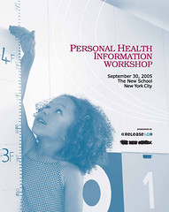 personal health information - the wrkshop