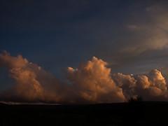 Clouds over Boulsworth