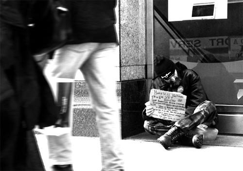 Homeless Vet (film) by Steven McDonald.
