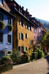 Pastel street