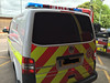 Devon and Somerset Fire and Rescue Service Dog Van