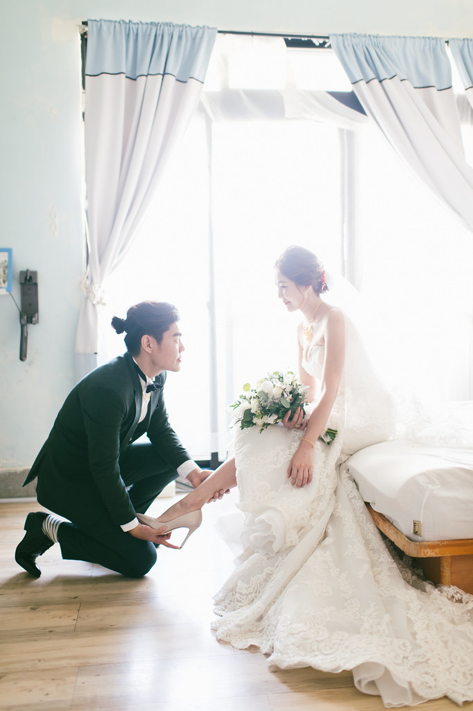 """""""台北推薦台中婚攝,JOE愛攝影,林酒店,訂結迎娶婚攝"""