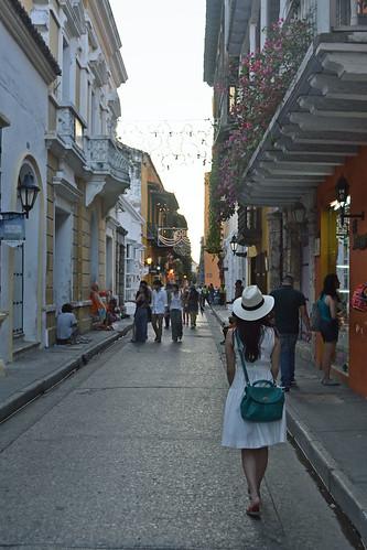 Streets (Cartagena - Colombia)