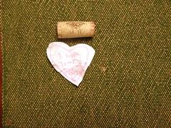 Cork Note
