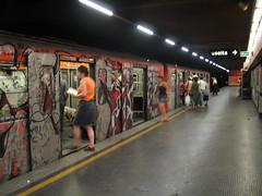Metro in Roma