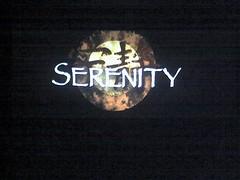 Serenity- OMG