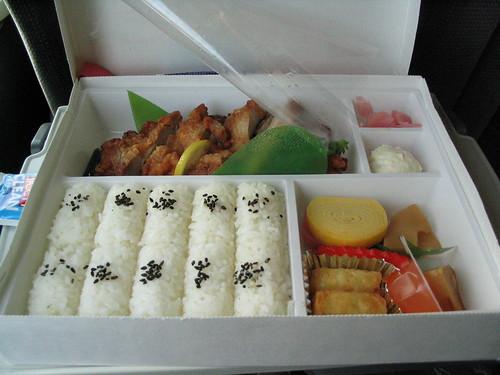 Bento box in Japan