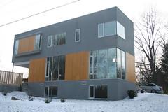 Architecture - Home in Ottawa I