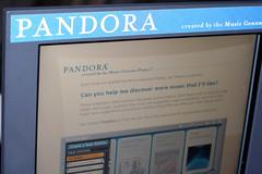 Pandora booth