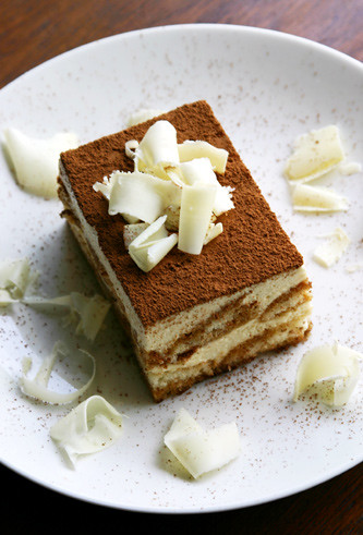 tiramisu by chocolate monster mel.