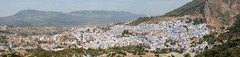 Panorama of Chefchaouen