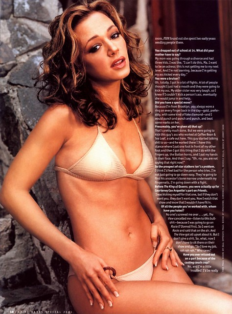 King of Queens - Leah Remini FHM