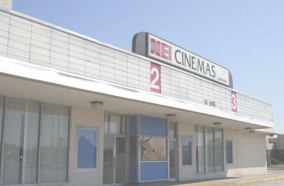 NEI Cinemas (Hampton, VA closed mid 1990's)