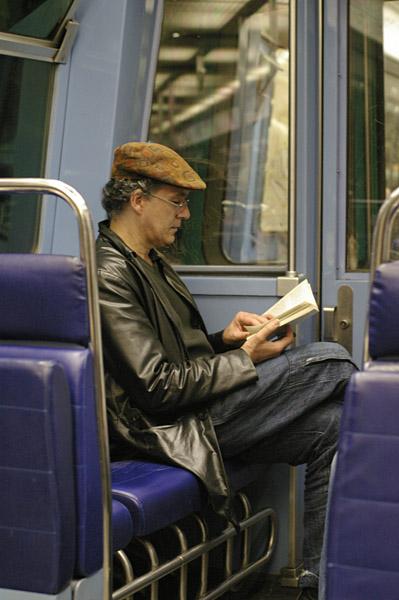 métro lecture ligne 7