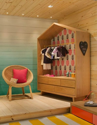 Até nos quartos de bebezinhos