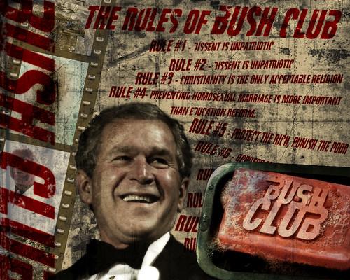 Bush club rules