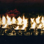"Buddhist Candles <a style=""margin-left:10px; font-size:0.8em;"" href=""http://www.flickr.com/photos/36521966868@N01/4401473/"" target=""_blank"">@flickr</a>"