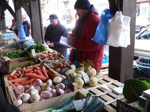 Deauville market