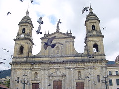 Bogota's Cathedral