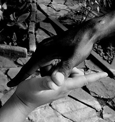 Maputo Handshake by ElektraCute on Flickr