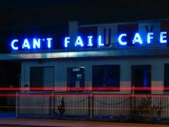 Can\'t Fail Cafe