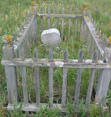 Nome Gravesite by ChrisL_AK, on Flickr