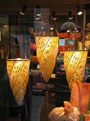Fortuny Lamps, Venice, Italy