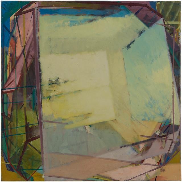 LiQue, 65 x 65 cm, Eggtempera/Oil 2015