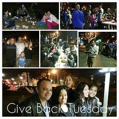 "Give Back Tuesday <a style=""margin-left:10px; font-size:0.8em;"" href=""http://www.flickr.com/photos/134824776@N07/19685653520/"" target=""_blank"">@flickr</a>"