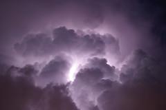 Storm-cloud by MrFenwick
