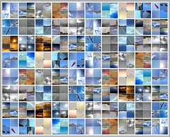 One Sky Photo Quilt:  October 1, 2005