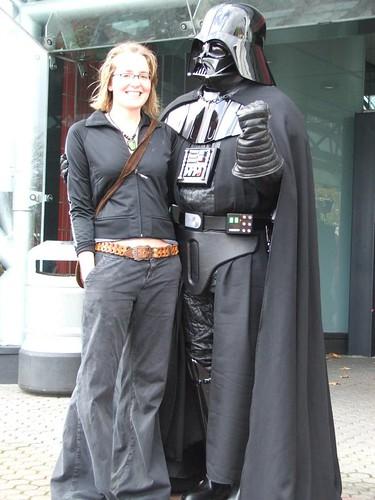 Soph & Darth Vader
