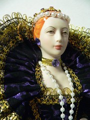 Queen Elizabeth I by Evelt of Greece