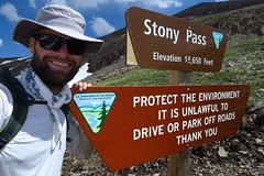 Stony Pass
