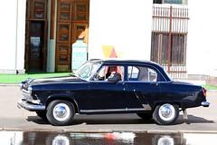 "Ретро автомобили на съемках фильма на ВВЦ • <a style=""font-size:0.8em;"" href=""http://www.flickr.com/photos/87533207@N05/18551342849/"" target=""_blank"">View on Flickr</a>"
