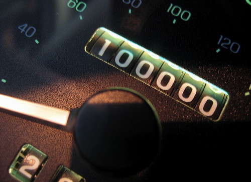 "Foto ""100000 miles"" by Ben·Millett - flickr"